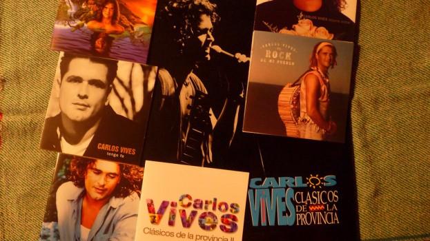 """""""VOLVÍ A NACER"""" DE CARLOS VIVES"""