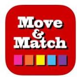 MOVE & MATCH: Aplicación para el ipad