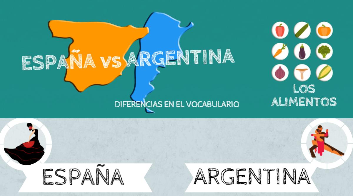 ¿FRESA O FRUTILLA?: DIFERENCIAS REGIONALES (ESPAÑA VS. ARGENTINA)