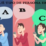 HOY SOMOS PERIODISTAS Y PSICÓLOGOS: CREA TU TEST DE COMPORTAMIENTO