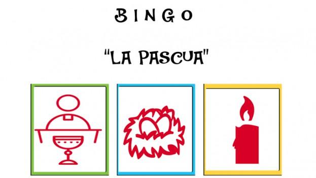 BINGO DE PASCUA