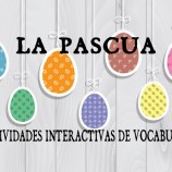 VOCABULARIO DE PASCUA