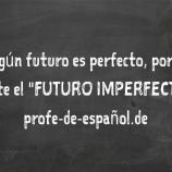 ¿CÓMO SERÉ?: Una recopilación de ideas para trabajar el futuro imperfecto.