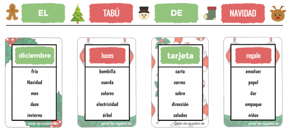 tabu-navidad