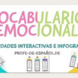 VOCABULARIO EMOCIONAL