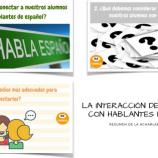 #CHARLAELE1: LA INTERACCIÓN DE ESTUDIANTES CON HABLANTES DEL ESPAÑOL