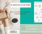 EL RETO DE LA LECTURA: HABLANDO DE LIBROS Y USANDO EL SUBJUNTIVO EN FRASES RELATIVAS