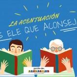 PROFES QUE ACONSEJAN: TRABAJANDO LA ACENTUACIÓN CON IDEAS Y MATERIALES