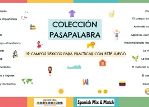 COLECCIÓN PASAPALABRA