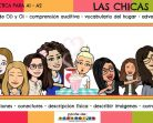 LAS CHICAS DE ELE: Unidad didáctica para A1 y A2