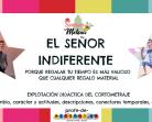 EL SEÑOR INDIFERENTE: EXPLOTACIÓN DEL CORTO PARA LA SEMANA MOLONA ELE