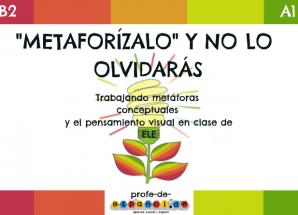 """""""METAFORÍZALO"""" Y NO LO OLVIDARÁS"""