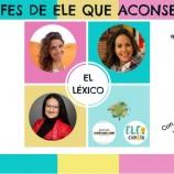 PROFES QUE ACONSEJAN: EL LÉXICO