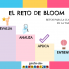EL RETO DE BLOOM