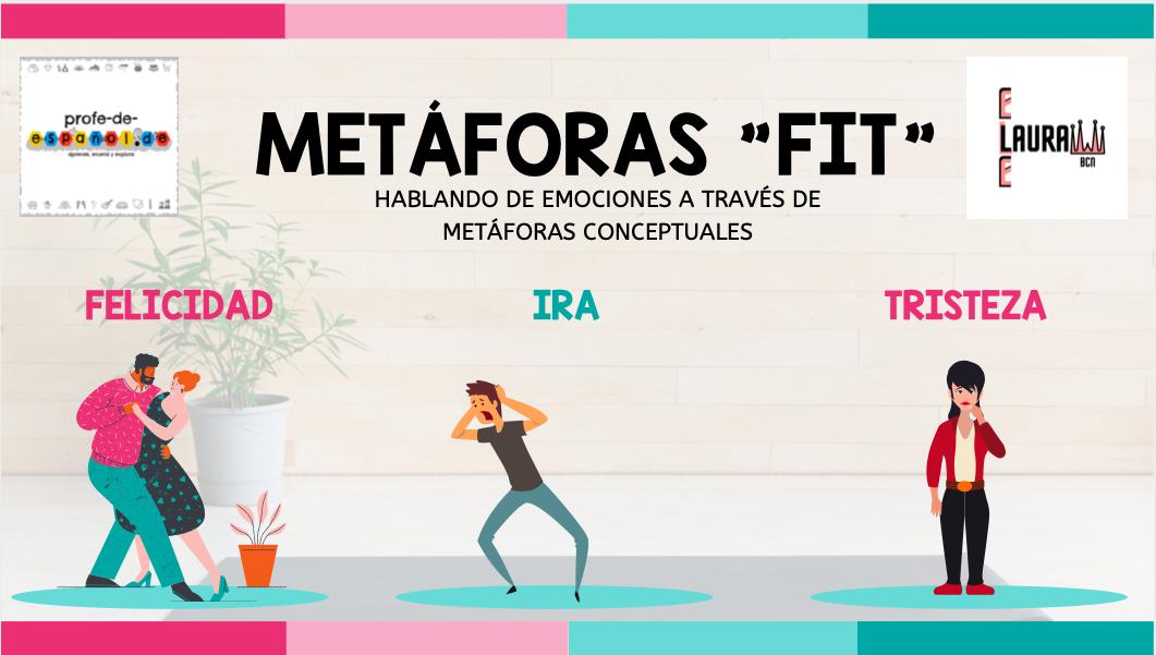 "METÁFORAS ""FIT"""