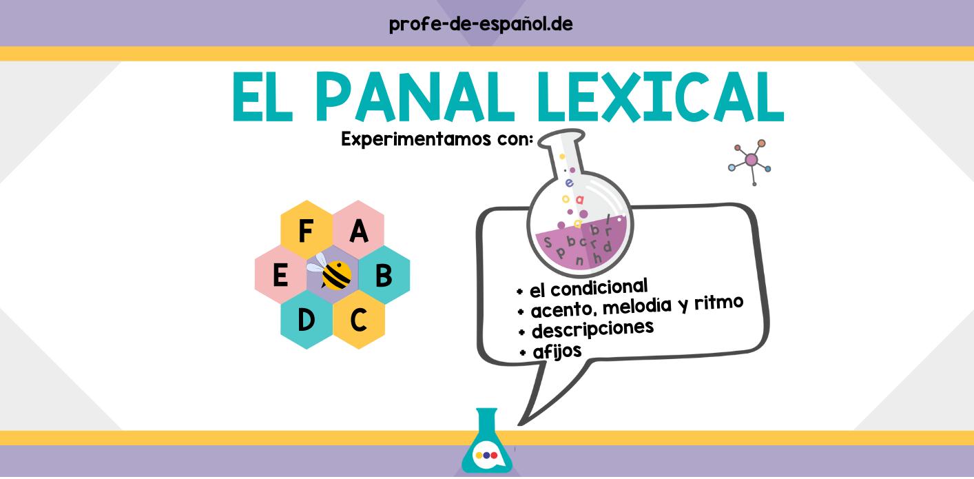 EL PANAL LEXICAL