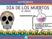 DÍA DE LOS MUERTOS – EL JUEGO