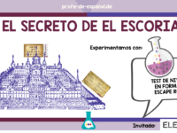 EL SECRETO DE EL ESCORIAL