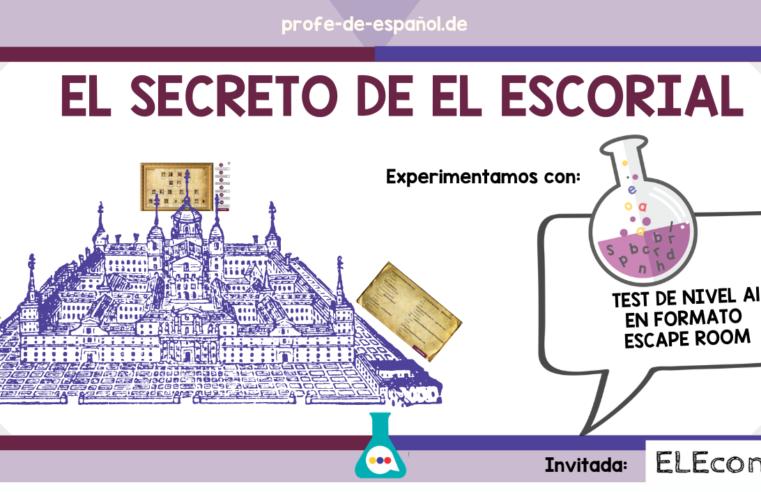 EL SECRETO DE EL ESCORIAL
