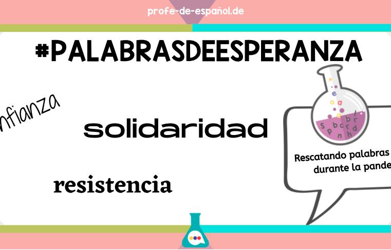 #PalabrasDeEsperanza