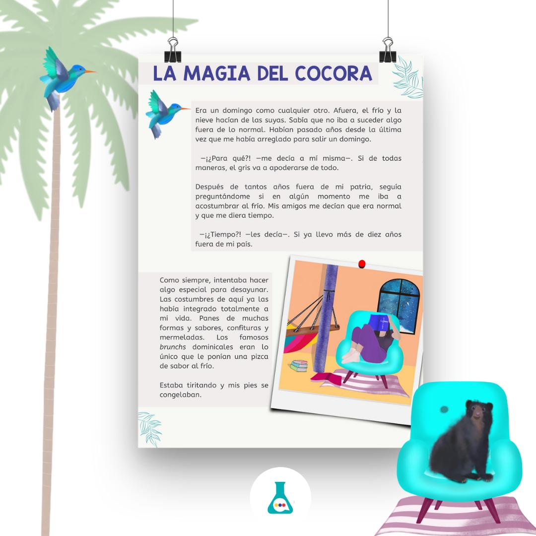 MAGIA COCORA