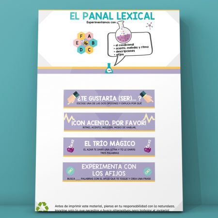 panal lexical